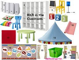nikkindergarten ikea in the classroom
