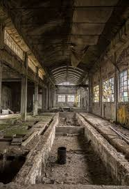 Abandoned Place by 28 Abandoned Places That Will Give You The Chills