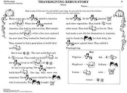 thanksgiving story for the thanksgiving single story
