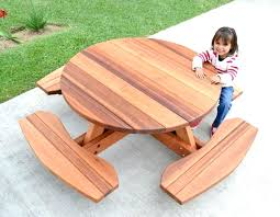 picnic table design table design and table ideas
