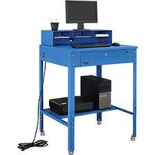 Shop Computer Desk Shop Desks Shop Desks Shop Desk W Pigeonhole Compartments