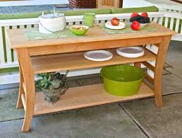 Patio Buffet Server by Patio Ideas Patio Serving Cart Patio Serving Carts On Wheels