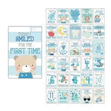 baby milestone cards uk boy baby shower gifts boy new baby boy