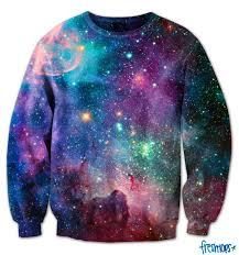galaxy sweater baggy sweater galaxy fashion i baggy sweaters