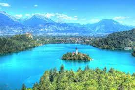 Slovenia Lake Lake Bled Bled Slovenia One Of The Most Picturesque And