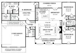 one level open floor plans house plans one level best one story home plans awesome open floor