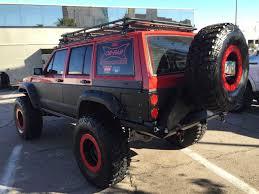 jeep cherokee off road tires jeep cherokee xj long arm quadratec