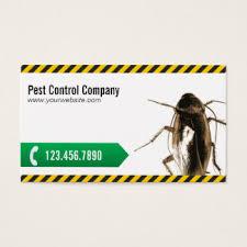 professional pest business cards templates zazzle