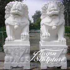 white foo dogs marble foo dogs marble foo dogs suppliers and manufacturers at