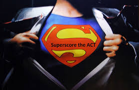 colleges that superscore the act