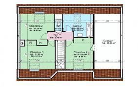 plan de maison 4 chambres plan et photos maison 4 chambres de 63 m