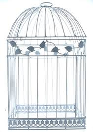 wedding gift holder trading white birdcage wedding gift card