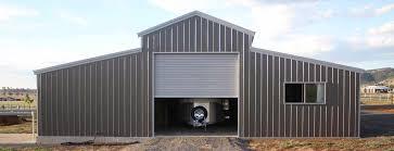 sheds colorbond steel