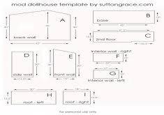 American Dollhouse Plans Free Escortsea by Glamorous Barbie Doll House Plans Free Ideas Best Image Engine