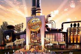universal studios is opening a willy wonka esque chocolate factory