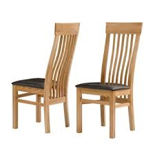 Stunning Real Wood Dining Chairs Oak Pine  Painted Ranges - Dining room chairs wooden