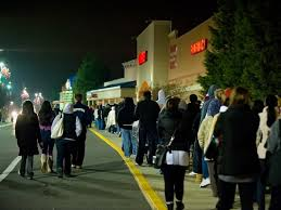 black friday deals begin early on thanksgiving day cupertino ca