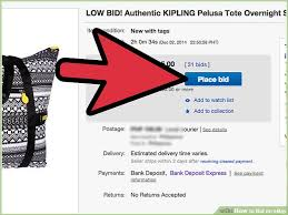 to bid how to bid on ebay 13 steps with pictures wikihow