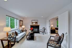 Living Room Staging Staging Before U0026 After
