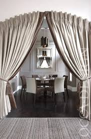 258 best curtain displays images on pinterest free quotes hotel interior design restaurant interior design private dining room leather chairs contemporary