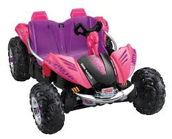 toddler motorized car kids battery powered ride on toy pink dune racer 12 volt car 12v