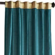 Blue And Gold Curtains Hamilton Gilded Teal Curtain Gold Curtains Teal Curtains And Teal
