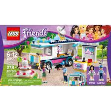 lego friends set 41056 heartlake news van walmart com