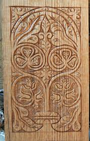 carved panel designs peter follansbee joiner u0027s notes