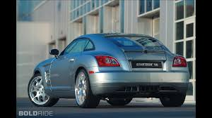 chrysler sports car startech chrysler crossfire v8 6 1