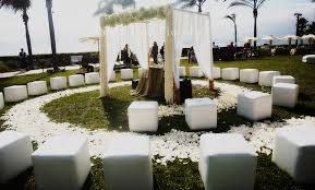wedding setup wedding ceremony circular seating rhonda patton weddings events