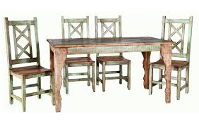 Rustic Patio Furniture Texas by Rusticos Sierra Cabana Dining Table Collection Furniture Market