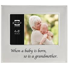 grandmother gift when a baby is born so is a grandmother gift idea for new