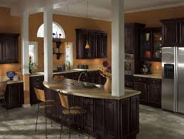 Maple Finish Kitchen Cabinets Brisbin Echelon Cabinets
