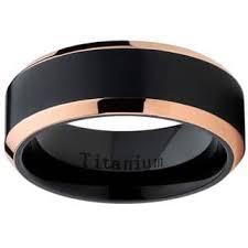 titanium mens rings titanium men s rings for less overstock