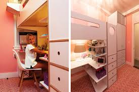 Kids Storage Beds With Desk Lulu U2014 Casa Kids