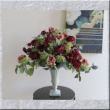 Dark Red Flower - pistil rakuten global market artificial flower u2022 flower