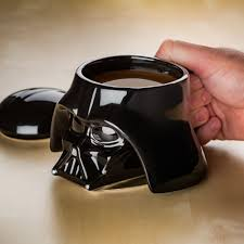 free shipping 1piece star wars darth vader helmet mug 3d