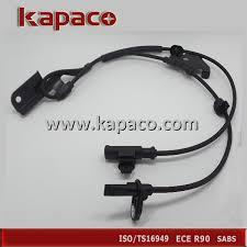 toyota corolla abs light on auto 89543 02061 front left abs sensor wheel speed for toyota