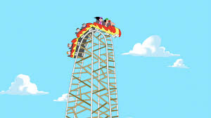 image building a rollercoaster jpg phineas and ferb wiki