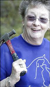 75 year old woman pic 75 year old woman smashes up local comcast office with hammer zdnet