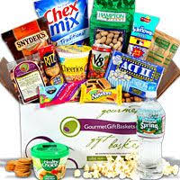 healthy care packages gluten free and vegan healthy snacks care package by the