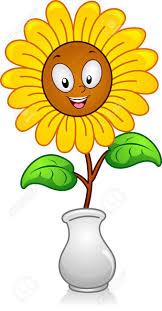 cartoon flower clipart collection