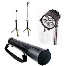 streamlight portable scene light led emergency scene light portable spot foxfury nomad