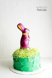 Easter Egg Decorating Hacks by Easter Egg Pinata Cake A Box Mix Hack Recipe Boulder Locavore