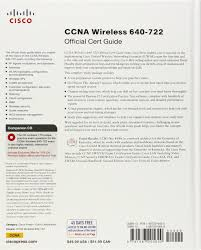 buy ccna wireless 640 722 official cert guide book online at low