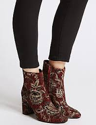 womens boots marks and spencer womens boots flat heeled boots m s ie