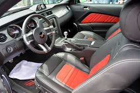 Mustang Interior 2014 2014 Gf Mustang By Saleen Amcarguide Com American Muscle Car Guide