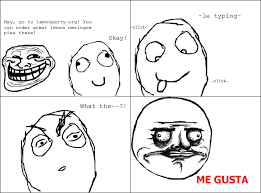 Meme Faces Meaning - me gusta know your meme