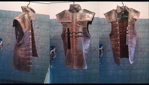 edward kenway costume ac bf edward leather vest detail by trujin deviantart on