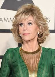 bing hairstyles for women over 60 jane fonda with shag haircut jane fonda curled out bob bobs hair style and haircuts
